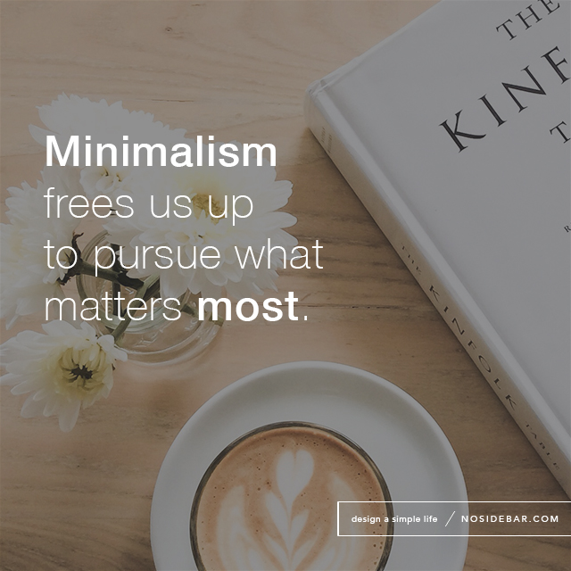5 Things I Learned About Minimalism