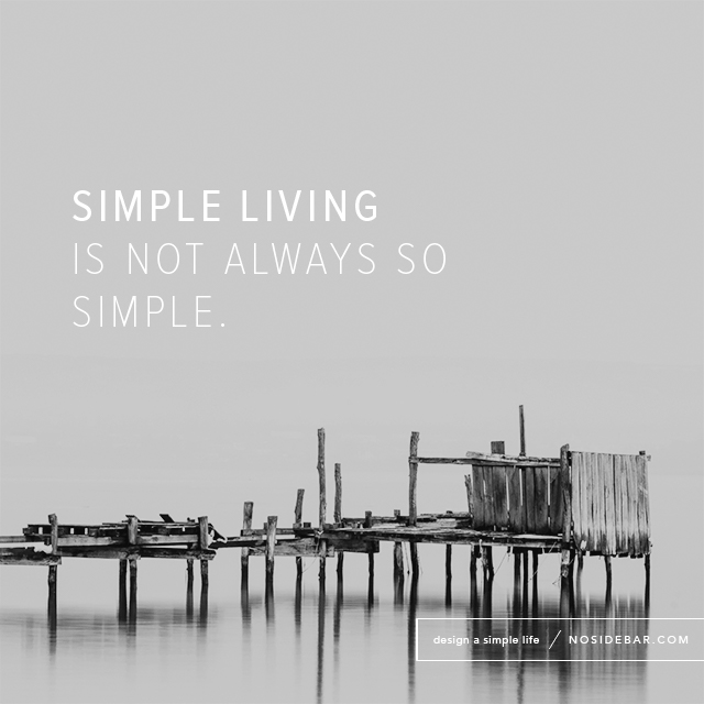 5 Challenges of Being a Minimalist