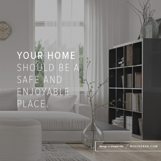 The Importance of Simplifying Your Living Area